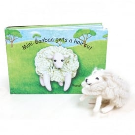Mini Baa Baa Gets A Haircut Book And Sheep