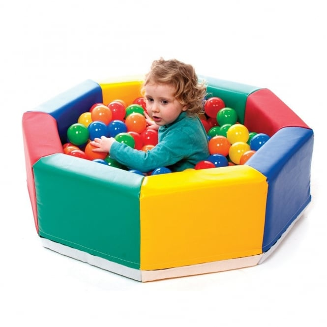 Mini Soft Play Ball Pool With Balls