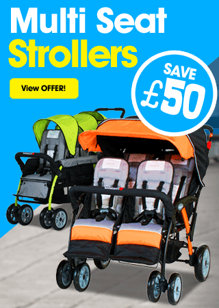 Multiseat Strollers