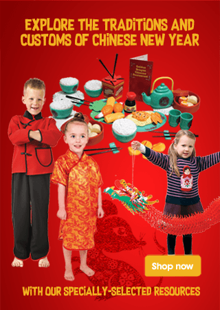 Chinese New Year Menu Promo