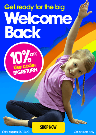 Early Years Welcome Back Menu Promo