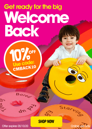 Childminder Return 2020 Menu Promo