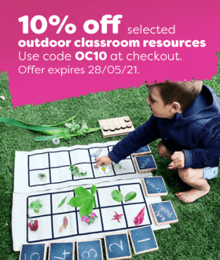 Outdoor Classroom Day offer