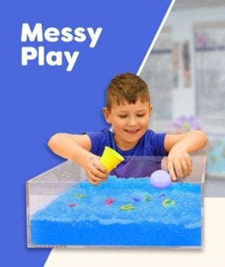 Early Years - Messy Play