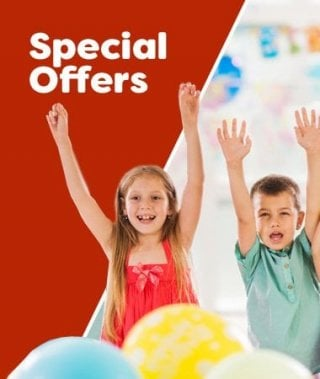Offers - Special offers