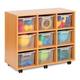 Moneysaver 9 Tray Storage Unit