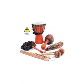 Multicultural Musical Instruments Pack 2