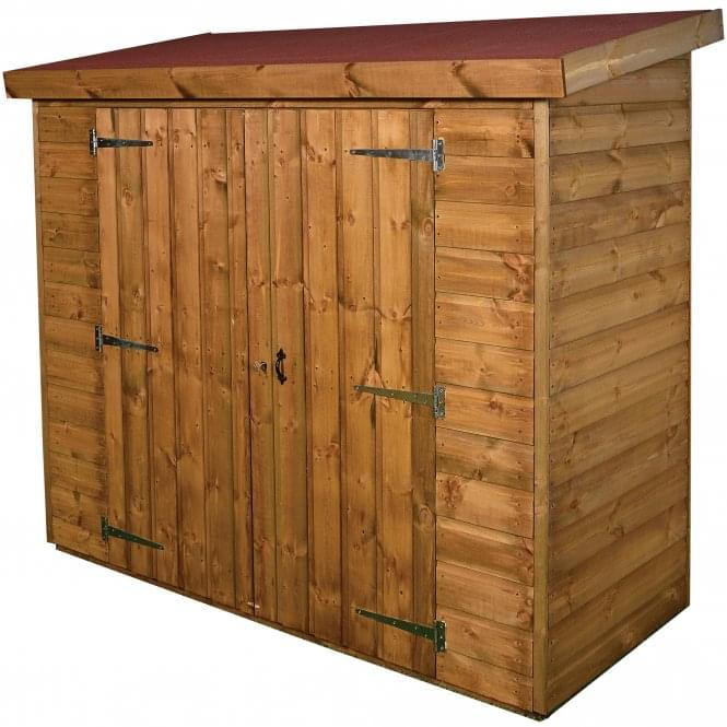 Narrow Storage Shed (Installed Or Supply Only)