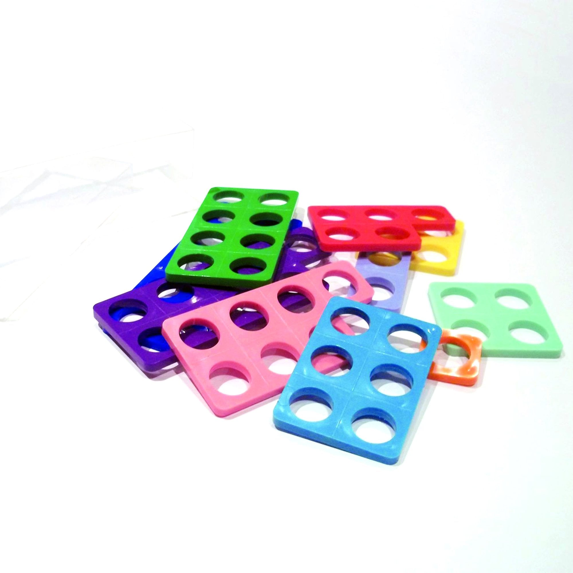 Numicon Shapes 1-10 - EYFS Maths from Early Years Resources UK