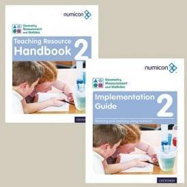 Numicon Teaching Pack - Geometry, Measurement And Statistics Age 6-7