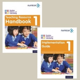 Numicon Teaching Pack - Number Pattern And Calculating Age 5 - 6