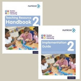 Numicon Teaching Pack - Number, Pattern And Calculation Age 6-7