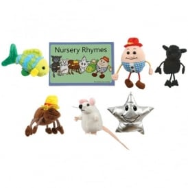 Nursery Rhymes Finger Puppets