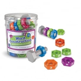 Nuts And Bolts Word Construction Set