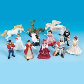 Once Upon A Time Mini Figures Pack