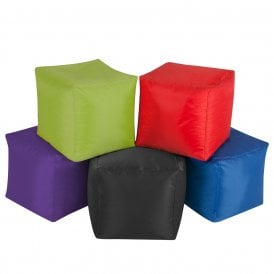 Outdoor Bean Cube Pack of 5