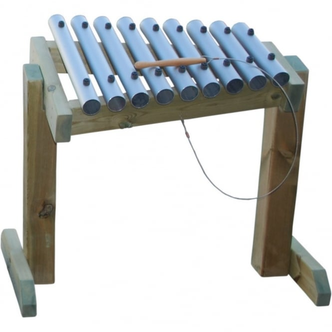 Outdoor Chimes Table