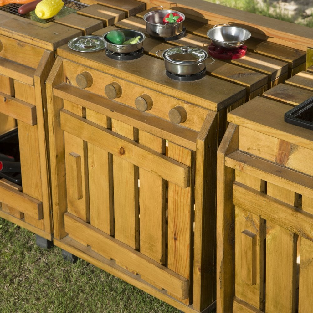Outdoor Kitchen Set- Oven - Outdoor Learning from Early ... on Patio Kitchen Set id=31193