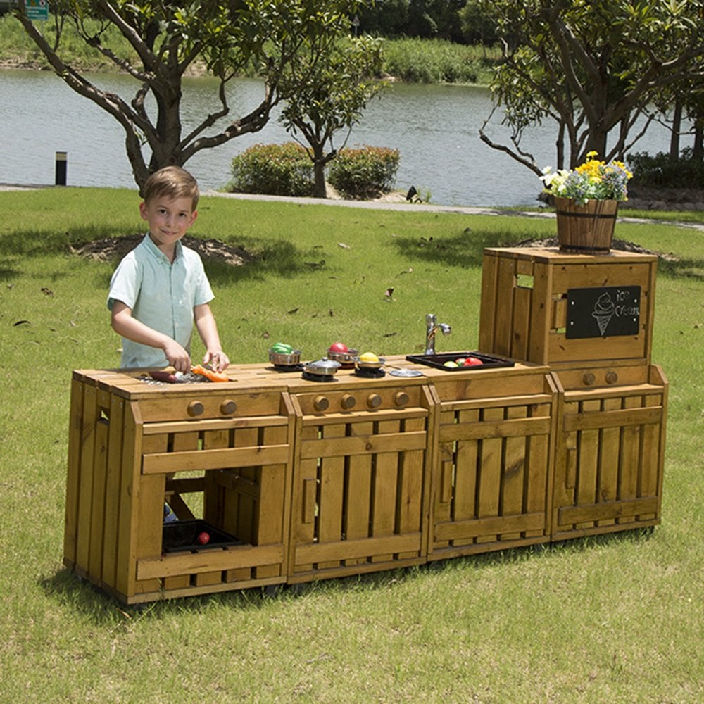 Outdoor Kitchen Set - Outdoor Learning from Early Years ... on Patio Kitchen Set id=58782