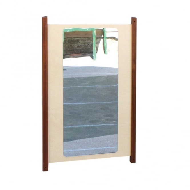 Outdoor Play Panels - Mirror
