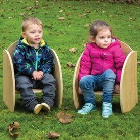 Outdoor Toddler Chair x2