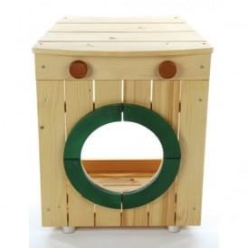 Outdoor Wooden Play Washing Machine