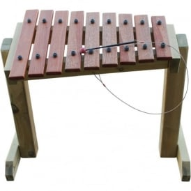 Outdoor Xylophone Table