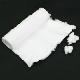 Pack Of 3 Cotton Wool Rolls