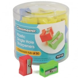 Pencil Sharpeners Pack Of 50