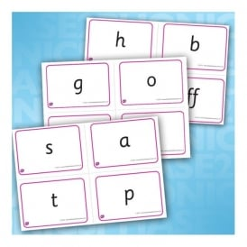 Phase 2 Phoneme Flashcards