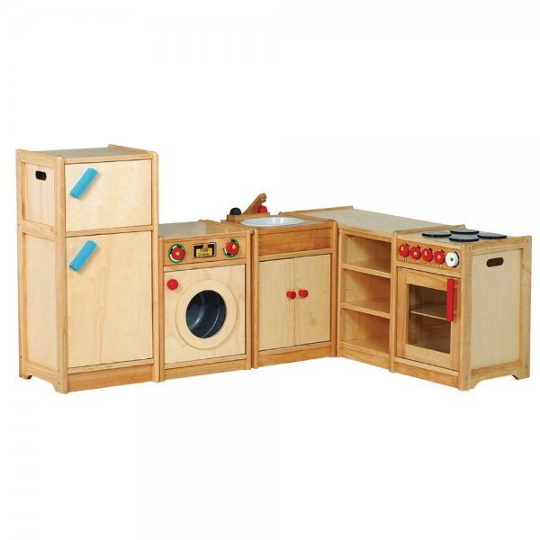 wood designs play kitchen plain amp simple wooden play kitchen range offer 1569
