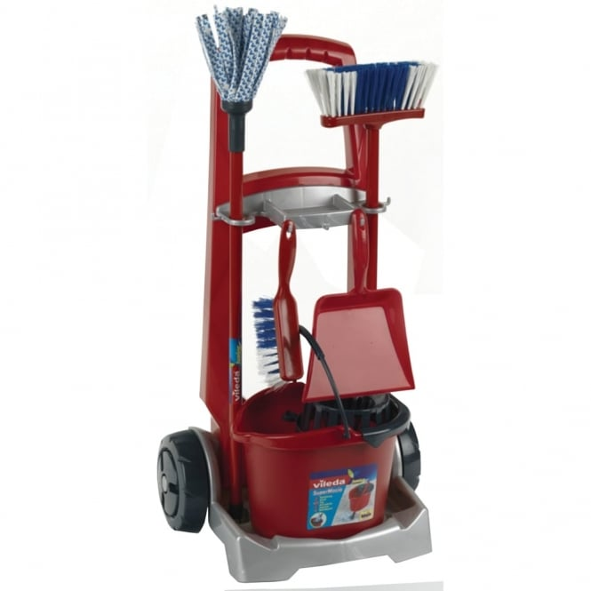 Play Cleaning Trolley