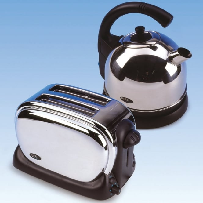 Play Kettle & Toaster Set