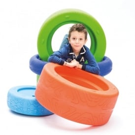 Play Tyres Set Of 3