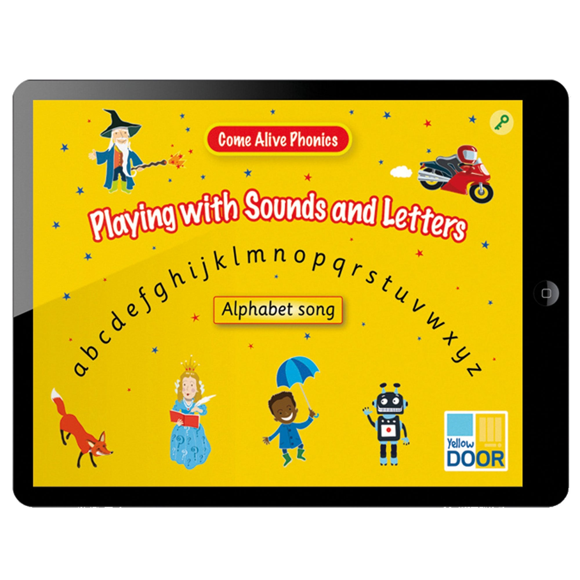 Playing With Sounds And Letters App Communication Language Literacy From Early Years Resources Uk