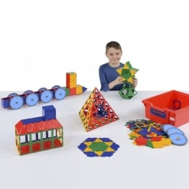 Polydron Super Value Set