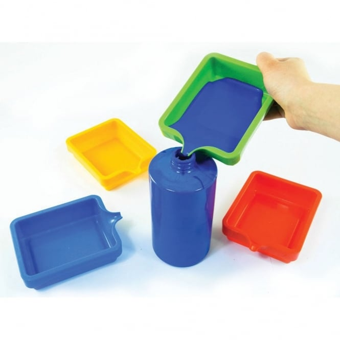 Pouring Trays
