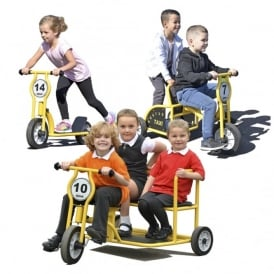 Bikes & Trikes for Nursery and Primary School Playgrounds