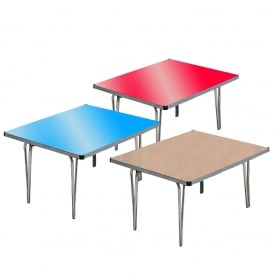 Rectangular Folding Classroom Tables