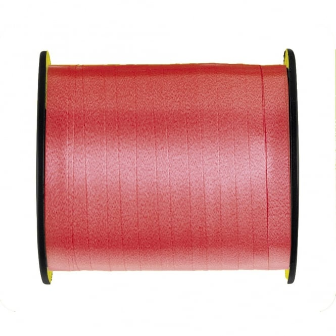 Red Curling Ribbon 91.44m