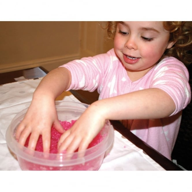 Red Messy Play Goo