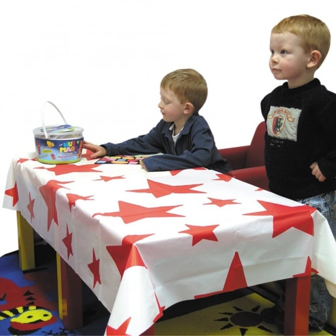 Red Star Table Covers (6)