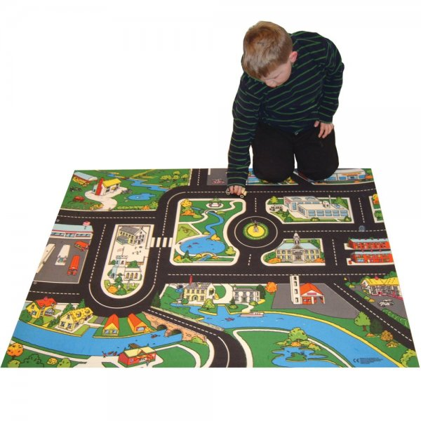 Road Play Mat Imaginative Play From Early Years Resources Uk