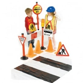 Road Safety Role Play Set