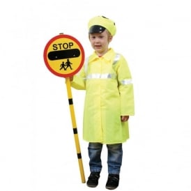 Role Play Lollipop Stick & Sign