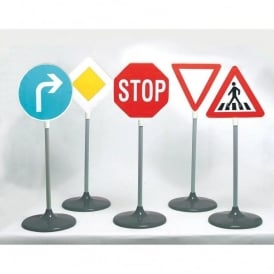 Role Play Traffic Signs Set