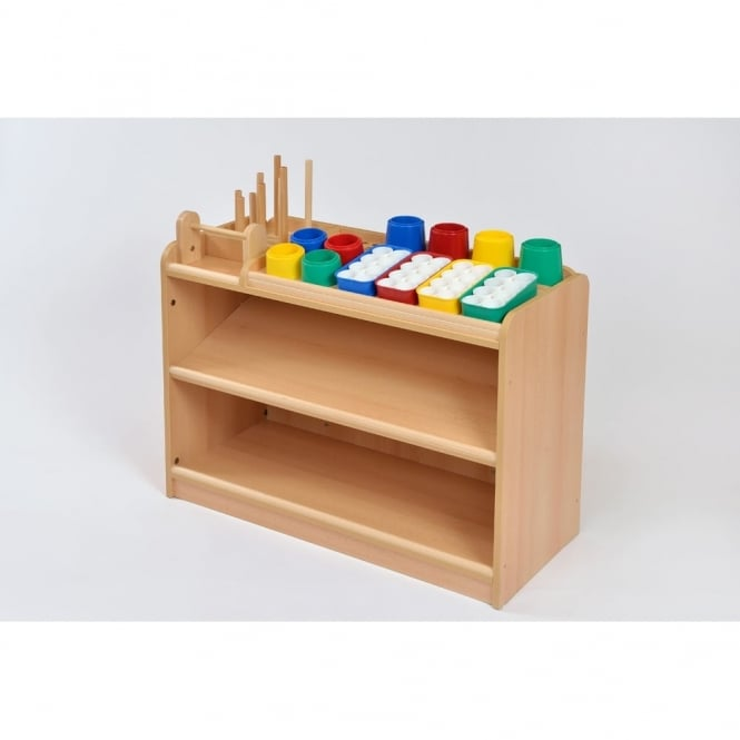 RS Range Art And Craft Unit With 12 Resource Trays