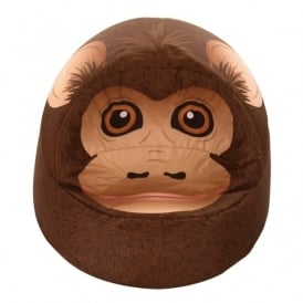 Safari Monkey Bean Bag Chair