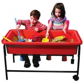 Large Sand & Water Play Table