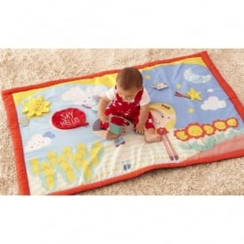 Say Hello Double Sided Activity Mat